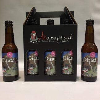 Le bottigle del pirata